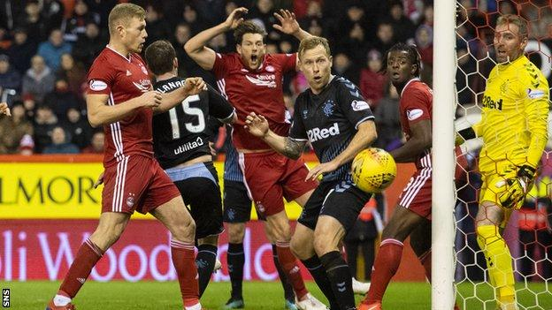 Aberdeen v Rangers looks the pick of the opening weekend's games