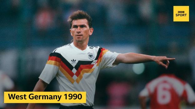 West Germany 1990