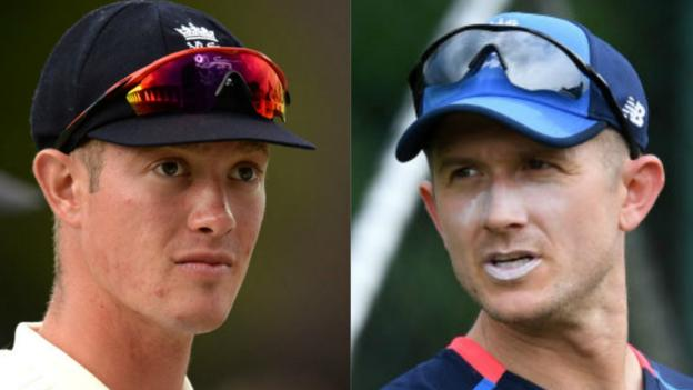 England in West Indies: Keaton Jennings dropped in favour of Joe Denly thumbnail