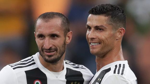 ea00f8ebe Cristiano Ronaldo makes Juventus Champions League contenders