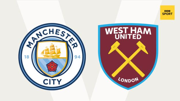 Man City v West Ham