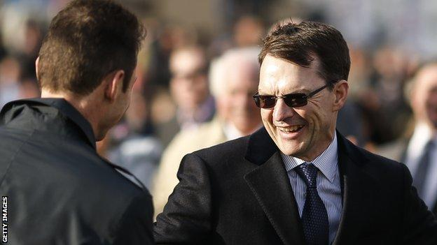 O'Brien could further extend his world record before the end of the flat season