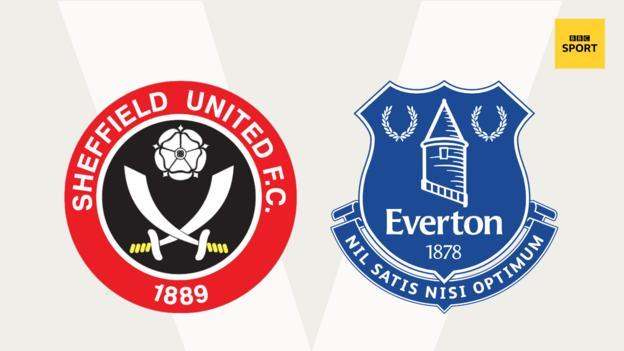 Sheff Utd v Everton