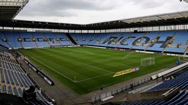 Coventry City: EFL vote cancelled as 'groundshare agreement in place', says League One club thumbnail