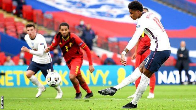 England 2-1 Belgium: Mason Mount secures comeback win thumbnail