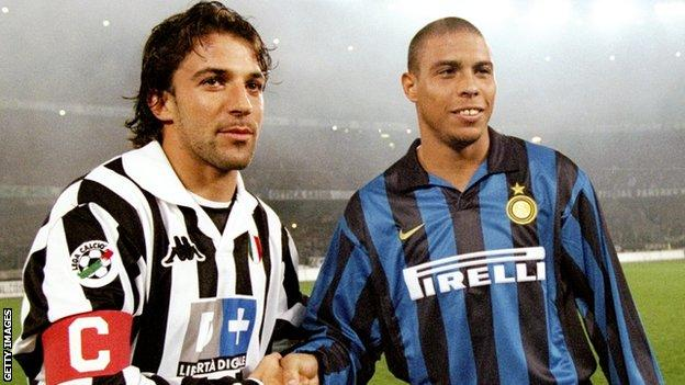 Juventus V Inter Milan Poisonous Rivals And The Derby D Italia Bbc Sport