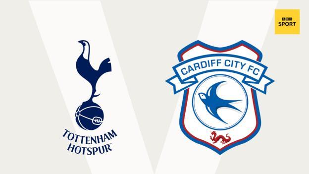 Tottenham v Cardiff