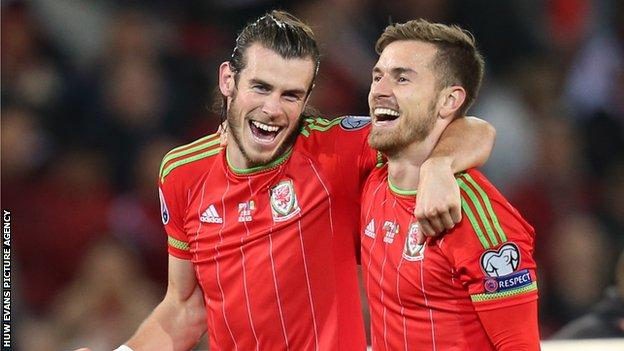 Ryan Giggs inherits a talented Wales squad with players such as Gareth Bale and Aaron Ramsey at his disposal