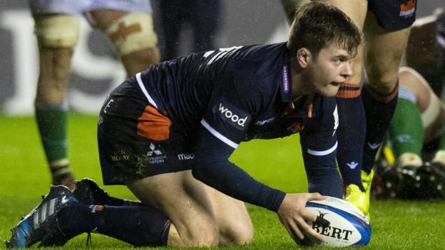 European Rugby Champions Cup: Edinburgh 31-13 Newcastle Falcons thumbnail