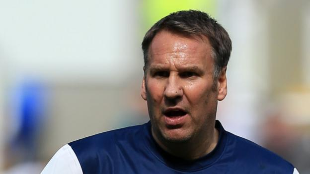 Paul Merson: Former England midfielder thanks fans after revealing gambling addiction thumbnail