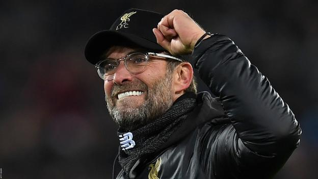 Liverpool: Jurgen Klopp's side in perfect shape after Napoli victory thumbnail
