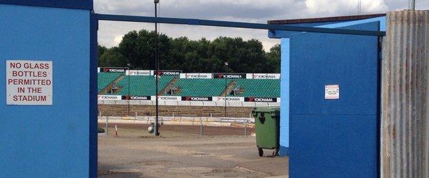 Foxhall Stadium
