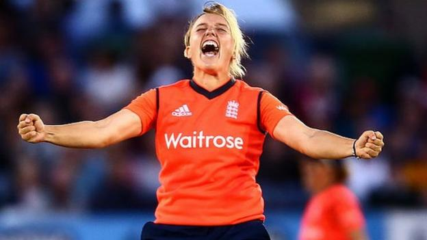 Danielle Hazell: England off-spinner retires from international cricket thumbnail