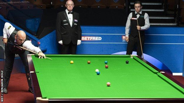 , World Snooker Championship: Stuart Bingham 'felt lost' with table and balls
