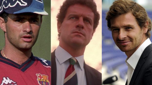 Jose Mourinho, Fabio Capello and Andre Villas-Boas: How Largs shaped them thumbnail