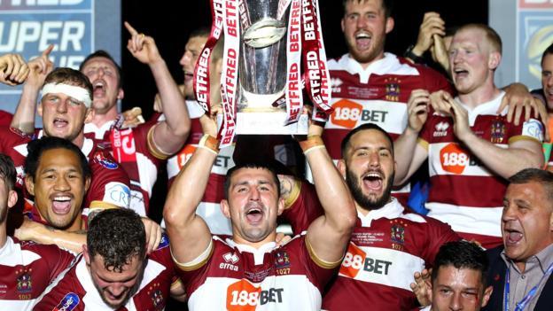Wigan Warriors: Super League champions receive two-point deduction thumbnail