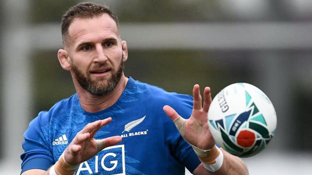 All Blacks confident captain Read will be fit to face England