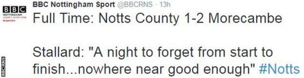 BBC RNS