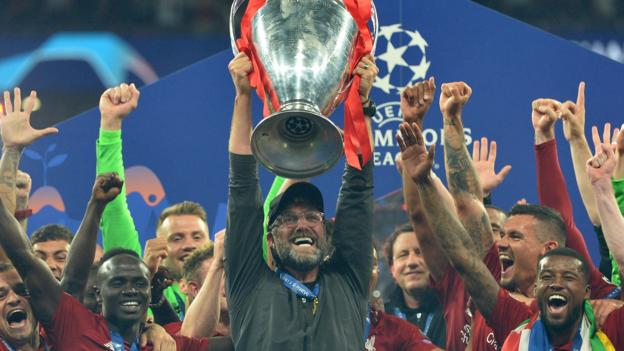Jurgen Klopp: Liverpool's Champions League win is 'best night of professional lives' thumbnail