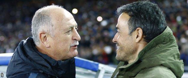 Former Chelsea and Brazil boss Luiz Felipe Scolari is the manager of Chinese Super League champions Guangzhou Evergrande