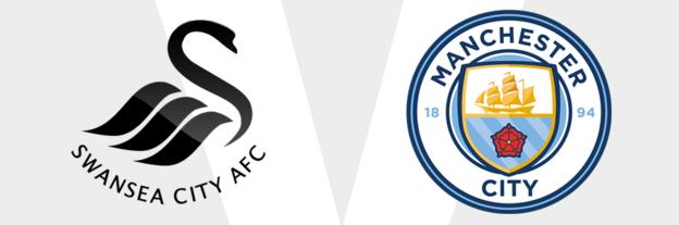 Swansea v Man City