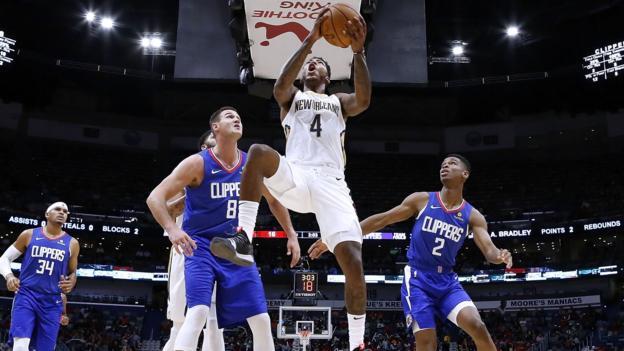New Orleans Pelicans' Elfrid Payton