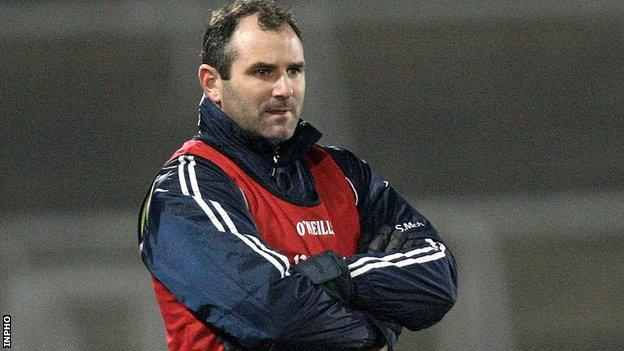 Steven McDonnell has stepped down as the Orchard U21 boss