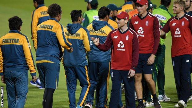 England's proposed tour of Pakistan in January will not go ahead thumbnail