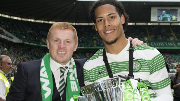 Neil Lennon: Celtic boss 'a special manager and special man,' says Virgil van Dijk