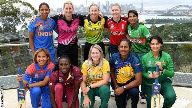 Women S T20 World Cup 2020 Squad Lists Bbc Sport