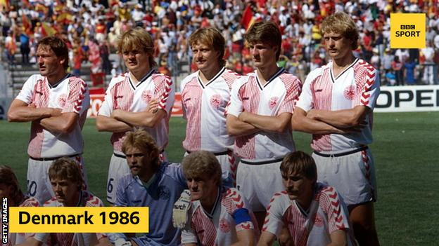 Denmark 1986