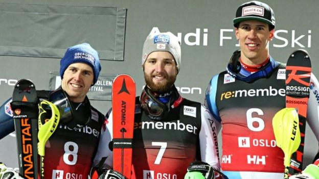 Dave Ryding wins World Cup skiing silver to match best ...