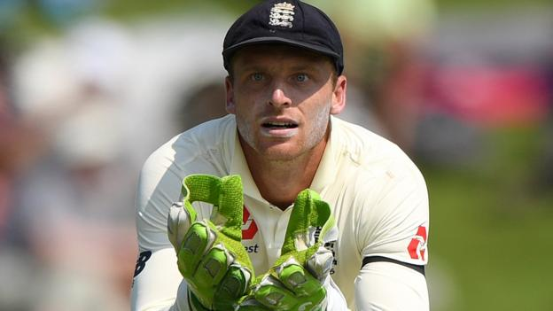 South Africa v England: Jos Buttler fined for swearing at Vernon Philander thumbnail