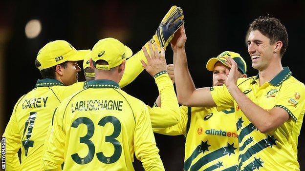 Australia ODI team