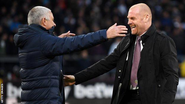 Burnley v Spurs - Jose's preview