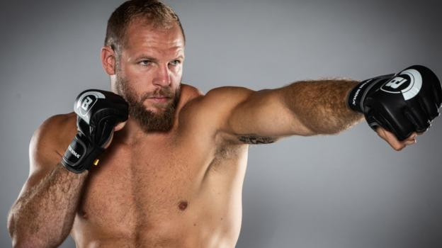 James Haskell signs as heavyweight fighter with MMA promotion Bellator thumbnail