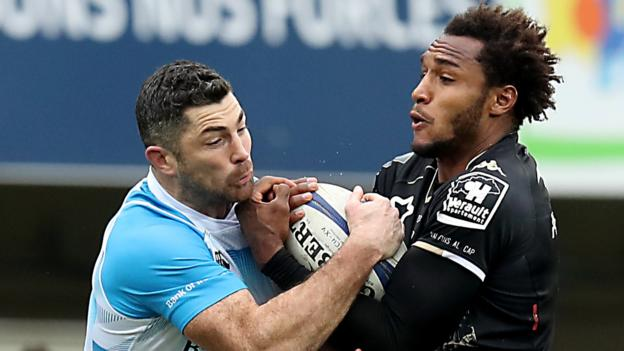 European Champions Cup: Montpellier 14-23 Leinster