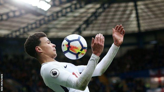 Tottenham's Dele Alli