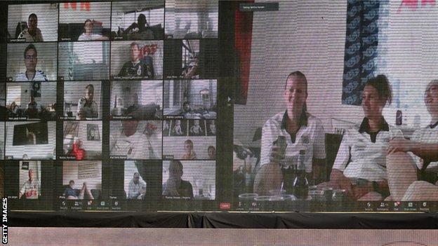 Screen at AGF Aarhus
