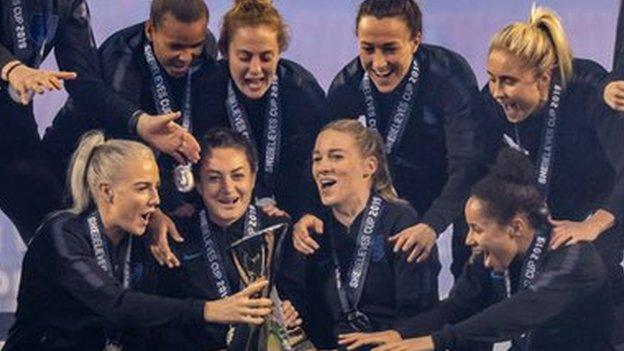 Women's World Cup 2019: What we learned from the Lionesses documentary