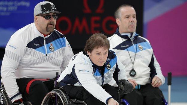 Gregor Ewan, Aileen Neilson and Robert McPherson