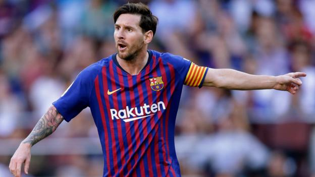 Lionel Messi Is Barcelona Forward Really Cut Out For Captaincy
