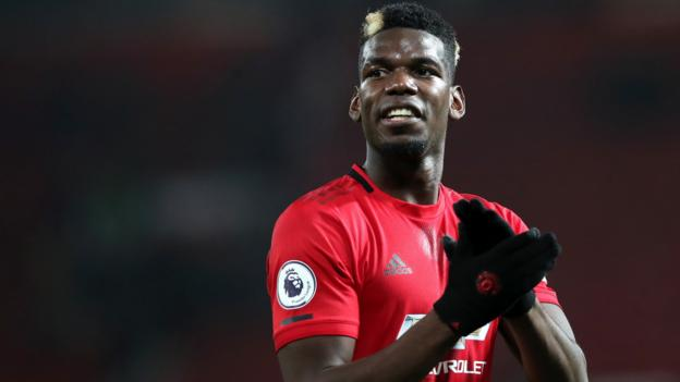 Man Utd manager Ole Gunnar Solskjaer says Paul Pogba faces battle to get fit again thumbnail