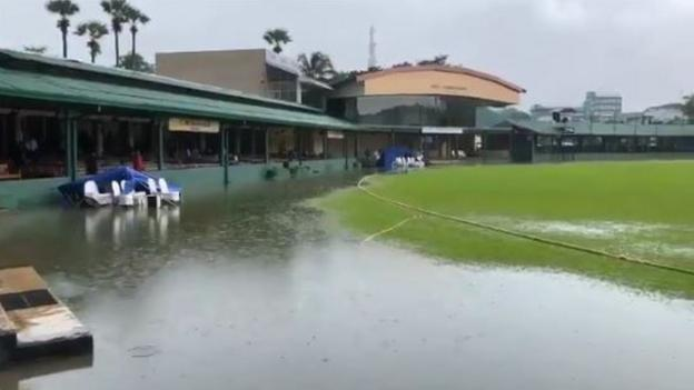 England in Sri Lanka: Second warm-up match abandoned after heavy rain thumbnail