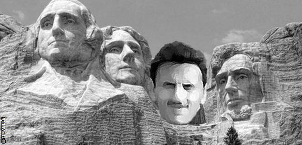 Ex-Liverpool striker Ian Rush has his face immortalised in stone here...