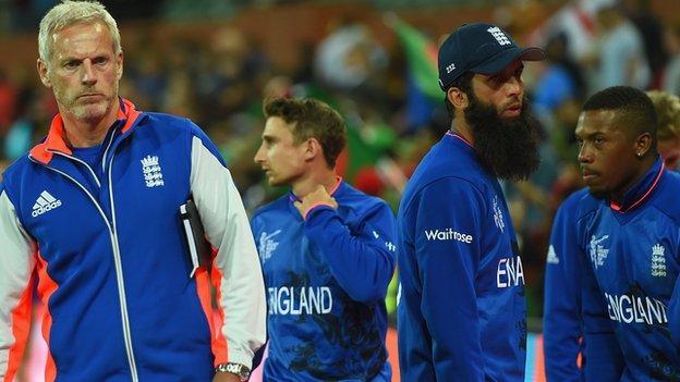 England beaten by Bangladesh
