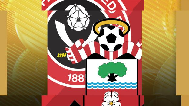Sheff Utd v Southampton