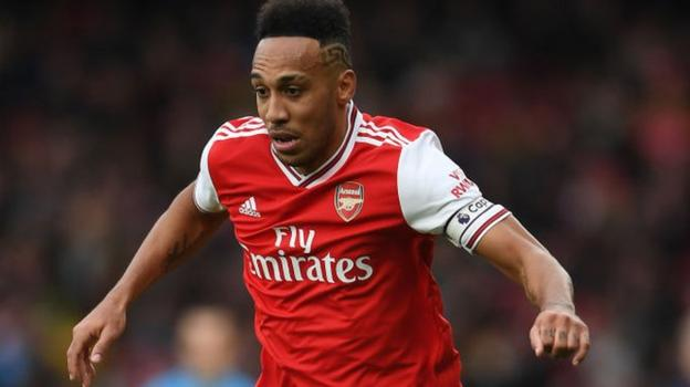 Aubameyang urged to leave 'failing' Arsenal for 'more ambitious club' thumbnail