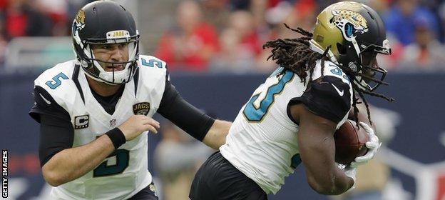 NFL team Jacksonville Jaguars