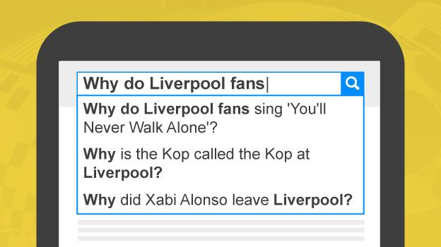 What are fans searching for about your club?